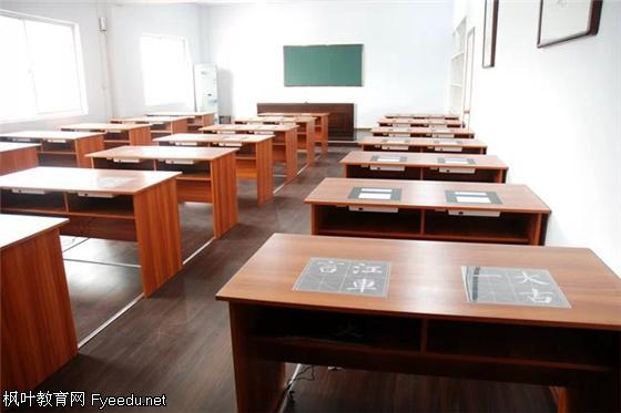 某培训机构书法教室装修
