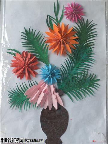 育英幼儿园教师创意美术作品赛