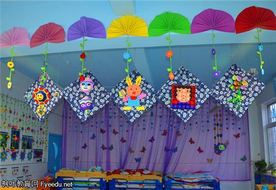 渑池县实验幼儿园:举行新学期区域活动环境创设和卫生